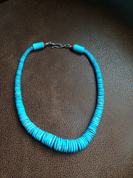 Morenci Turquoise Necklace