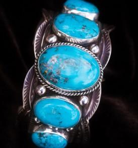 5 Stone Morenci Bracelet