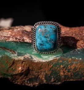 Morenci Blue Ring