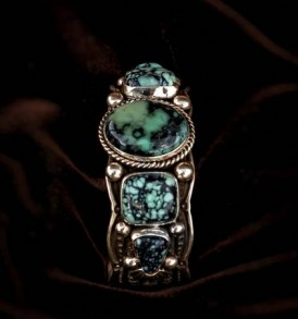 5-turquoise bracelet